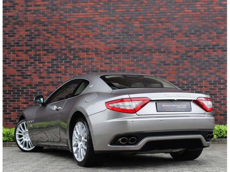 Maserati GranTurismo 4.7 S *Dealer onderhouden*Memory*Vol!* afbeelding 16