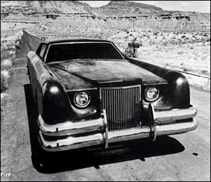 Lincoln Continental Mark III 1971