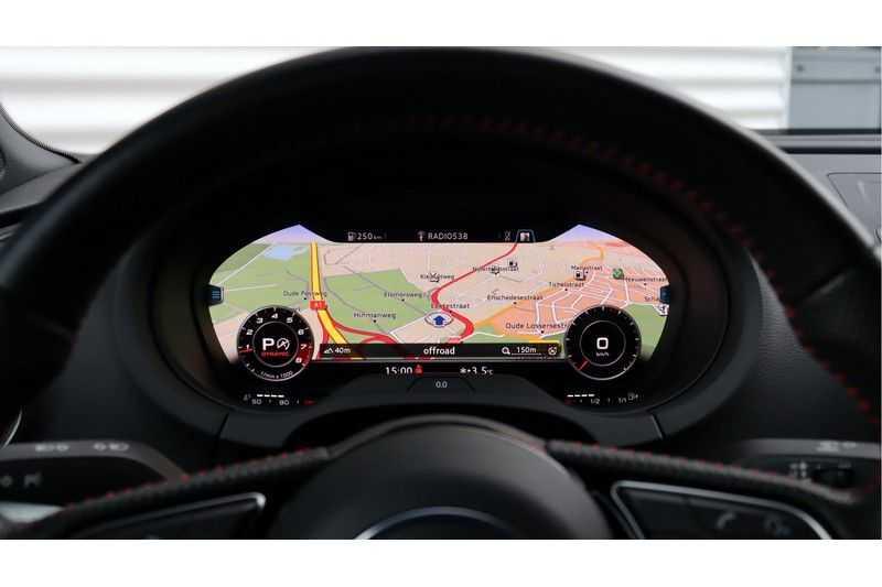 Audi S3 Cabriolet 2.0 TFSI quattro Virtual Cockpit, Matrix LED afbeelding 14