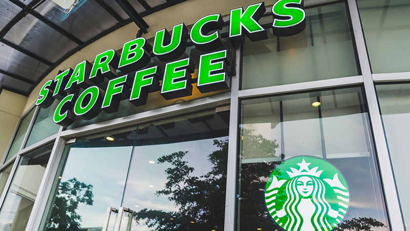 Starbucks confirmed this week that 95 percent of its stores in China have reopened