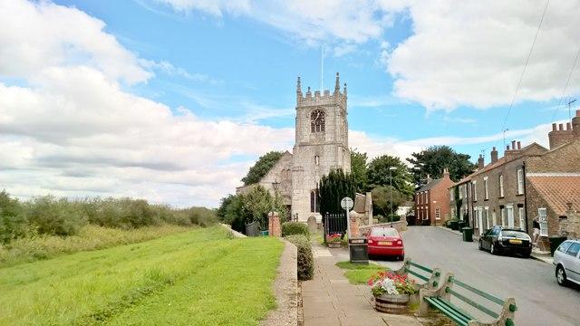 Cawood All Saints' Church - No Image?