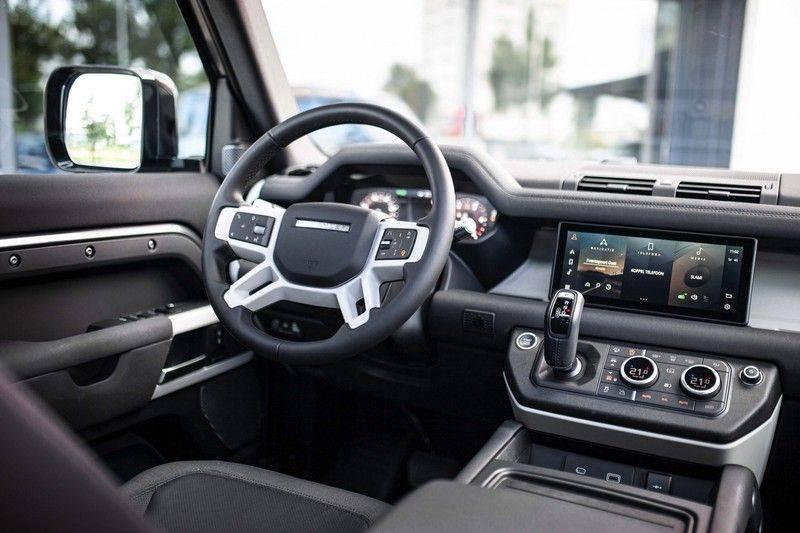 Land Rover Defender 110 2.0 D240 S 7p. *Meridian / Pano / DAB / LED / Elektr. Trekhaak / Standkachel* afbeelding 4