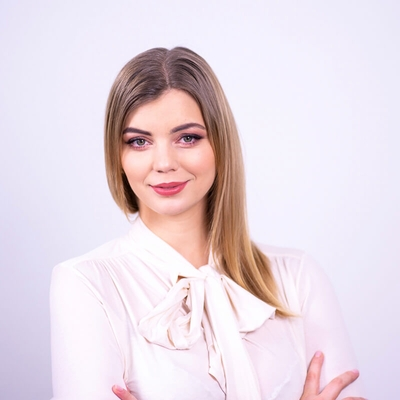 Natalia Skotnicka - Community Manager LivUp