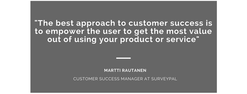 customer success quote
