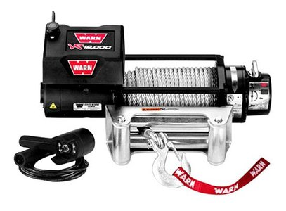 Warn VR12000 Winch 86260 12000 lb winch