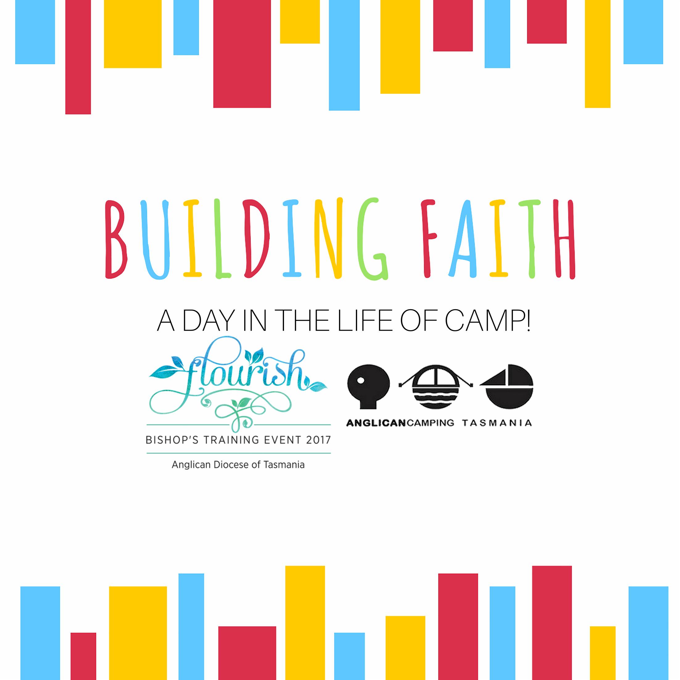 Building Faith flyer