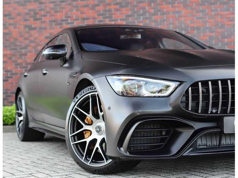Mercedes-Benz AMG GT 4-Door Coupe 63 S 4MATIC+ *Dynamic Plus*widescreen*Head-up* afbeelding 2