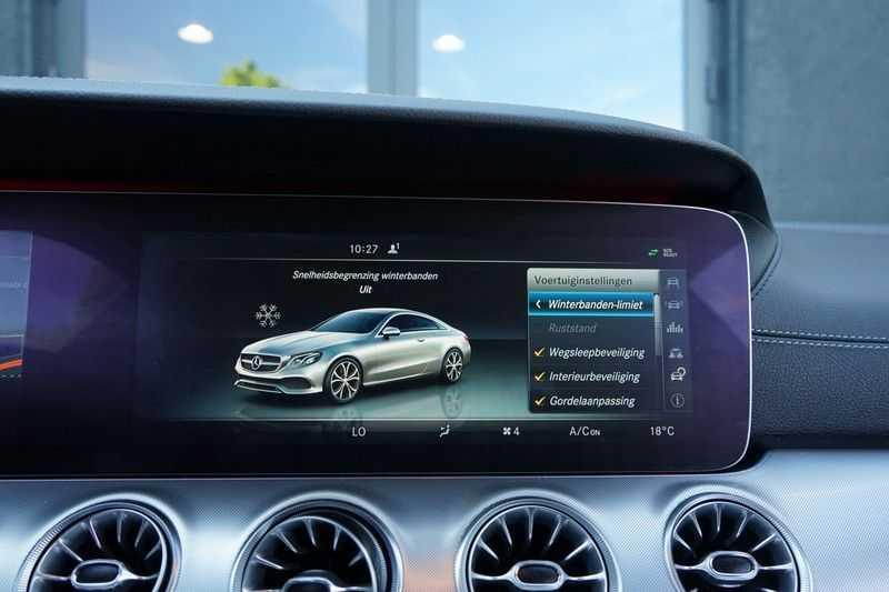 Mercedes-Benz E-Klasse Coupé 200 Premium Plus AMG, Pano, Burmester afbeelding 7