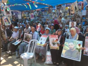 Palestinian prisoners continue their hunger strike as Israel refuses to budge