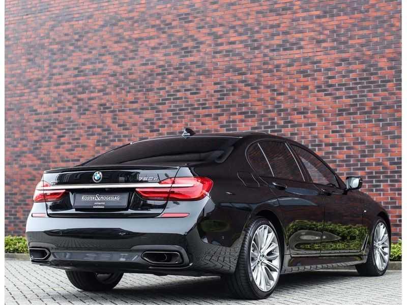 BMW 7 Serie 750d xDrive *M-sport*Head-Up*Asistant Plus* afbeelding 5