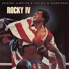 Rocky IV Soundtrack album cover