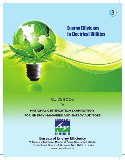 ENERGY EFFICIENCY IN Electrical UTILITIES
