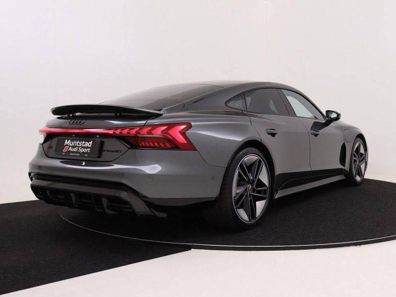 Audi e-tron GT RS EDITION ONE   646 PK   Matrix LED   360 Camera   Carbon   Head-Up   B&O Sound   Stoelventilatie/verwarming/massage   afbeelding 5