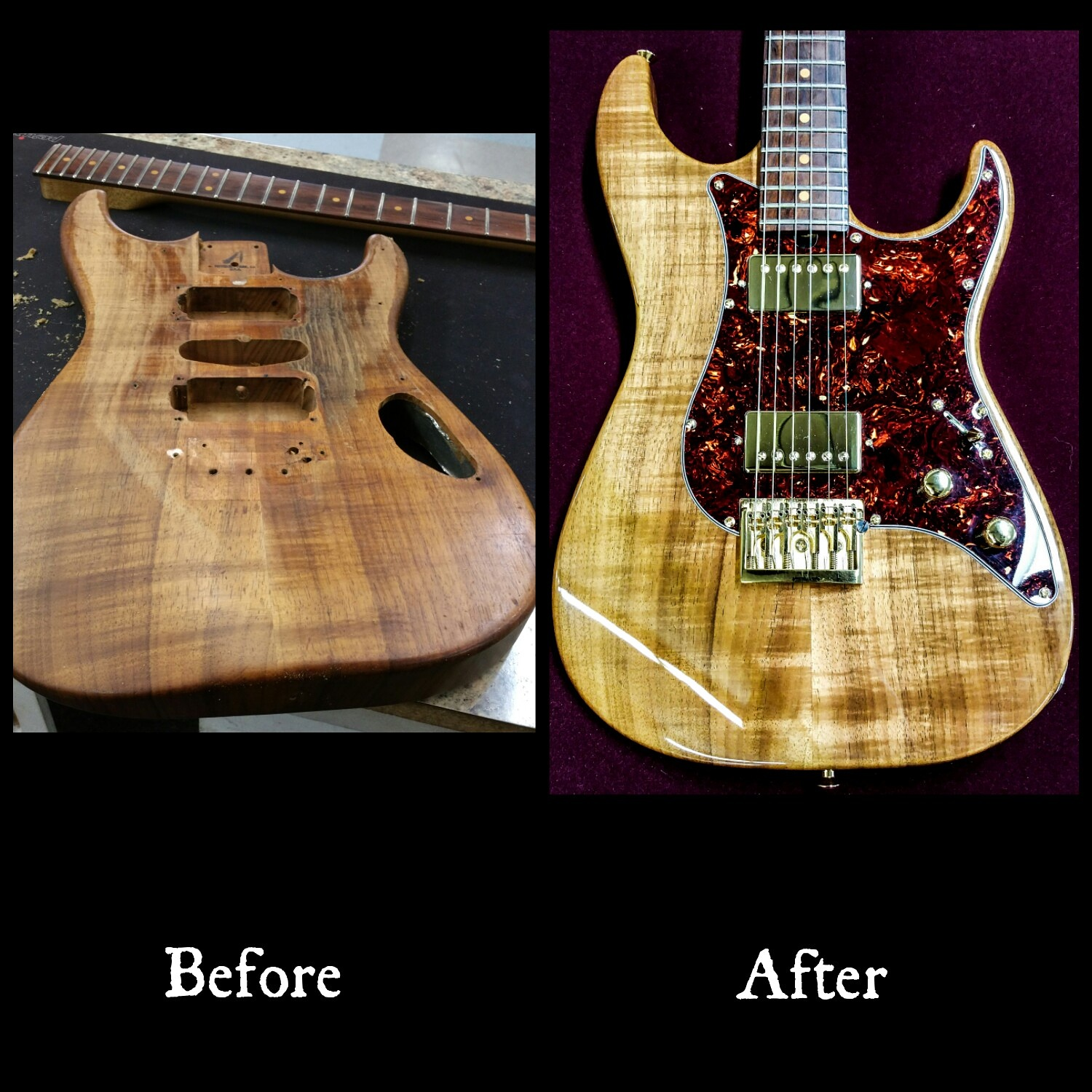 Tom Anderson restoration