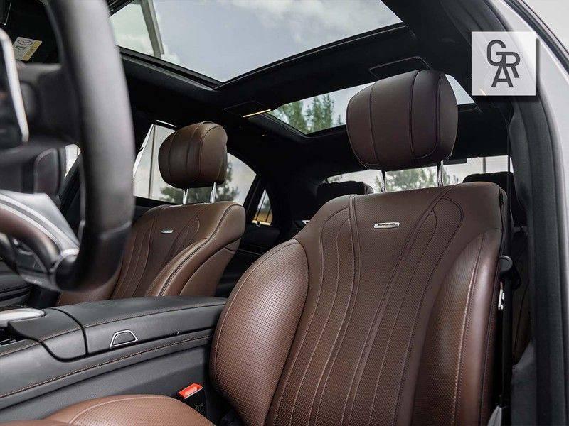 Mercedes-Benz S63-klasse 4Matic Lang 63 AMG 4Matic+ Lang Premium Plus afbeelding 11