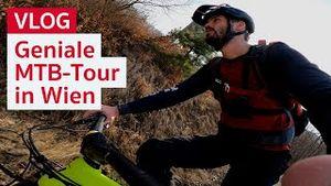 🤯 Geniale Mountainbiketour in Wien: Südtiroler-Trail, Trailpark Weidlingbach und noch mehr