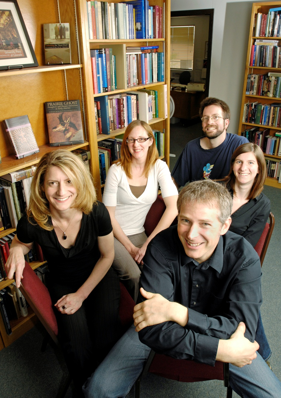 University of Colorado Press Image
