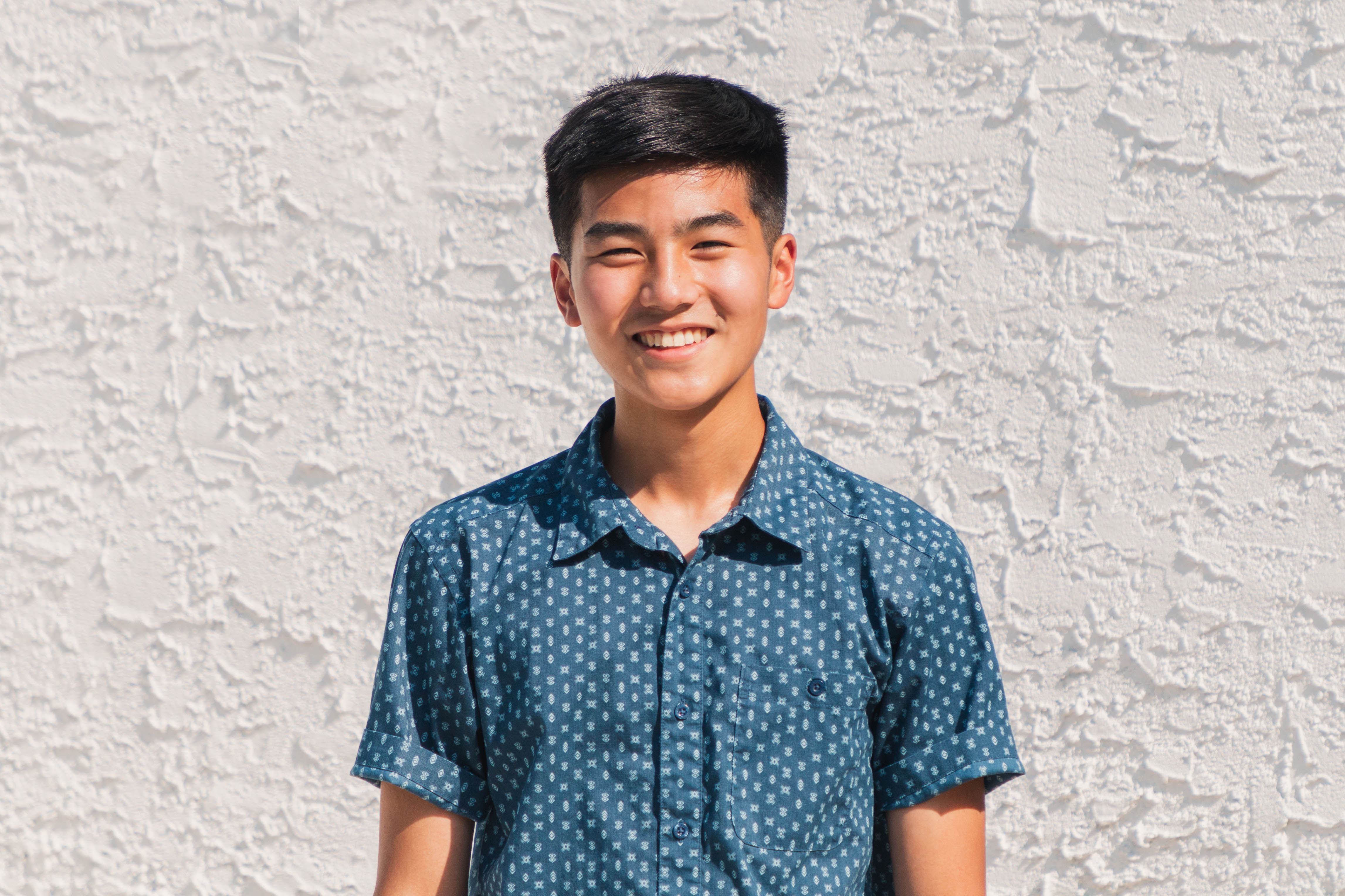 A profile photo of Hanson Leung who is a student at Wissahickon High School