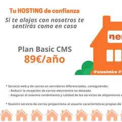 Tu Hosting de Confianza - Basic CMS