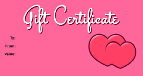 Gift Certificate Template Valentines 02