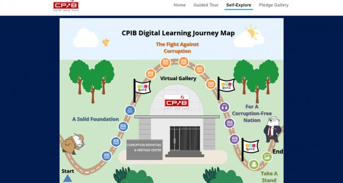 CPIB Virtual Heritage Gallery