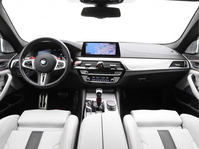 BMW M5 Sedan afbeelding 10