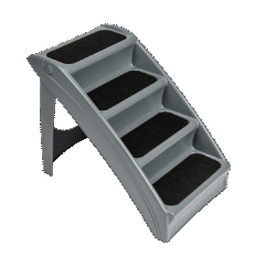 Plastic Pet Steps