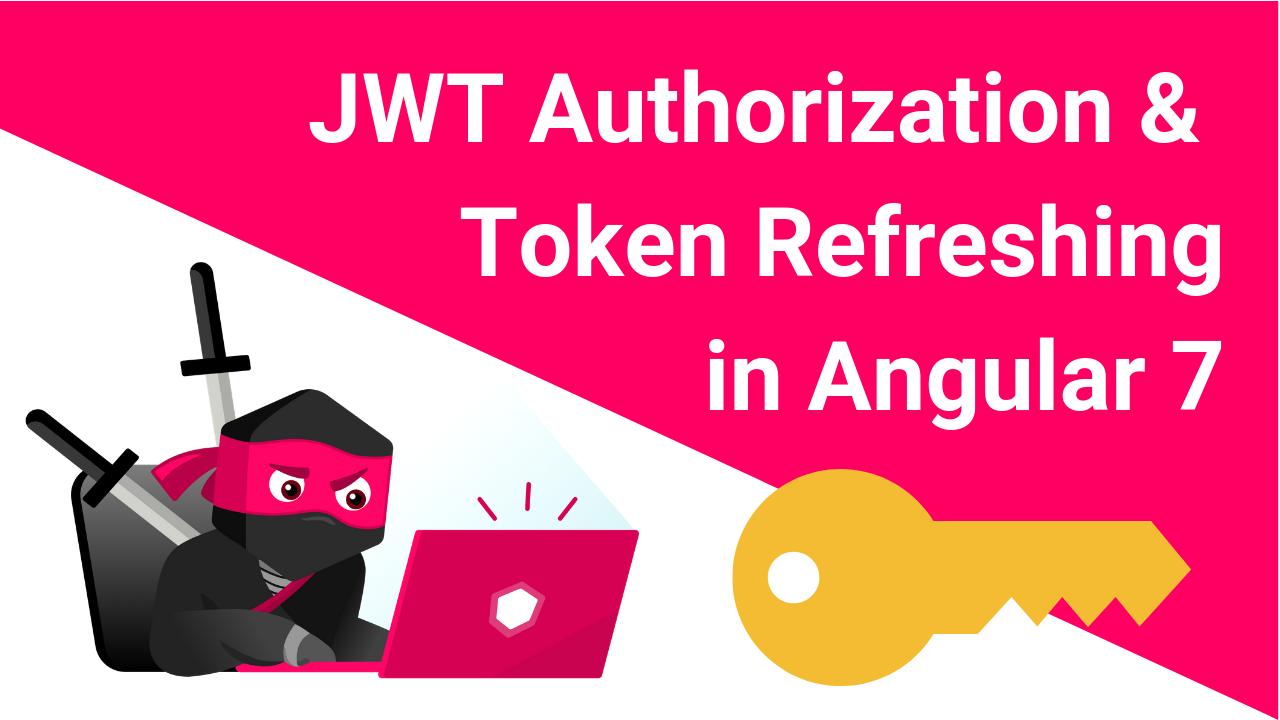 Angular JWT Authorization with Refresh Token and Http Interceptor