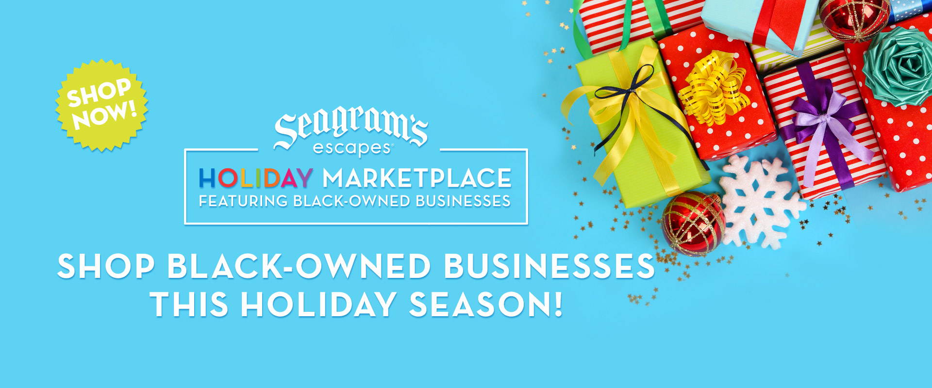 Looking for the perfect gift? Shop our Marketplace this holiday season and support Black-Owned Businesses!