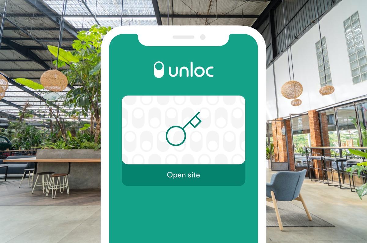 Unloc.app screenshot