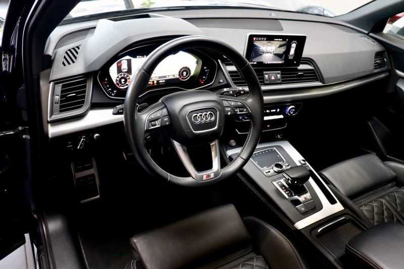 Audi SQ5 3.0 TFSI Quattro Pro Line Plus Acc|RS stoelen|HUD|Pano|VOL afbeelding 7