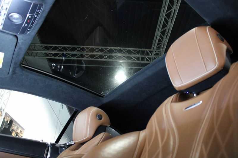 Mercedes-Benz S-Klasse Coupé 63 AMG 4Matic Zeer compleet/Carbon afbeelding 24