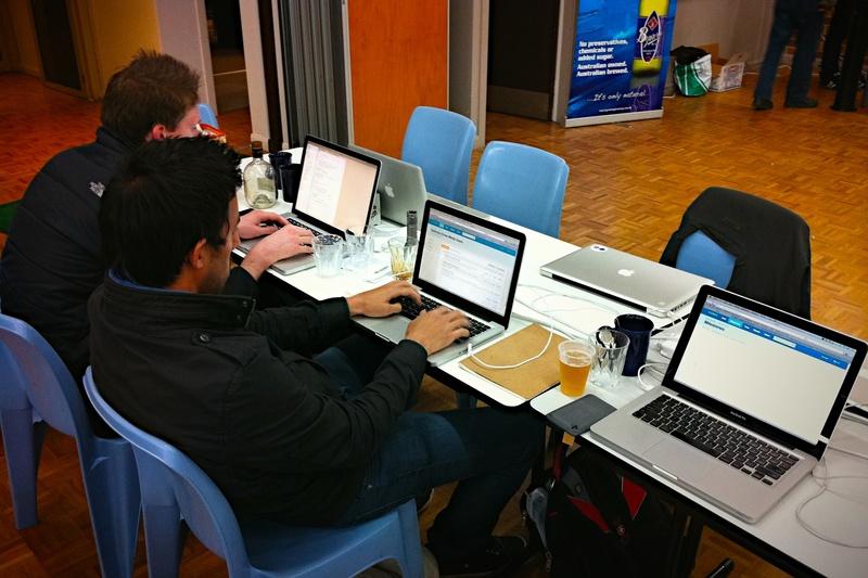 Hacking on Icebox