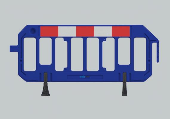Blue Chapter 8 Gate Barrier