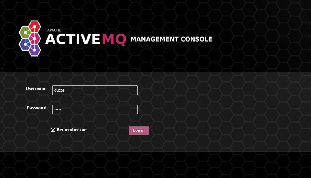 ActiveMQ Artemis Management Console