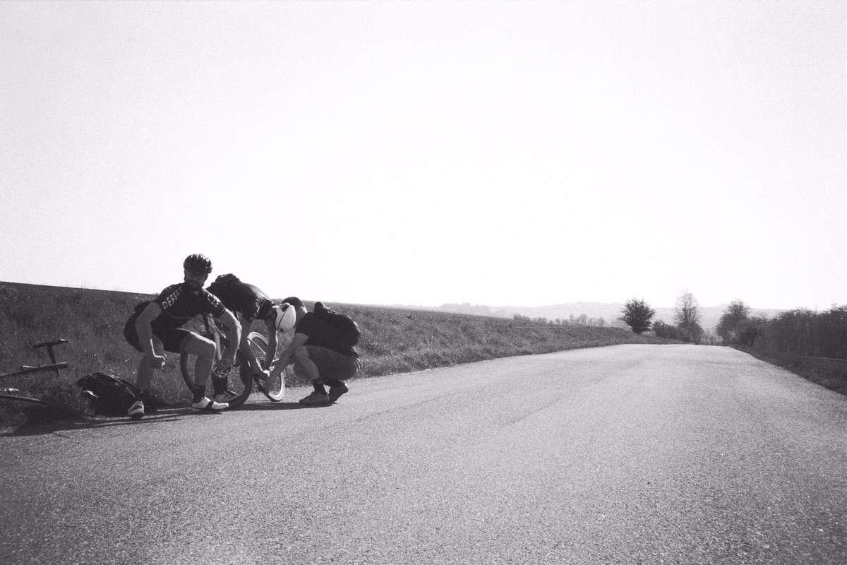 cesta do Knovíze