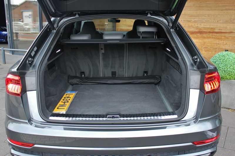 Audi Q8 50 TDI Quattro 3x S-Line 3.0 V6 286pk **HUD/Luchtvering/ACC/Elek.Trekhaak/B&O/Matrix.LED** afbeelding 5