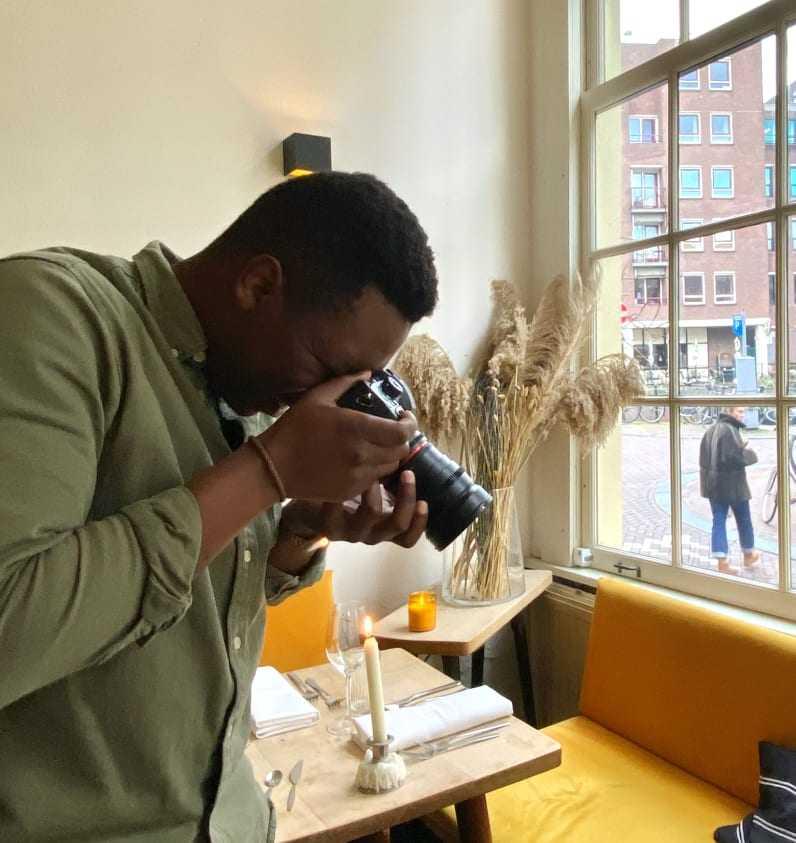 Table Sage Photographer Webster Mugavazi