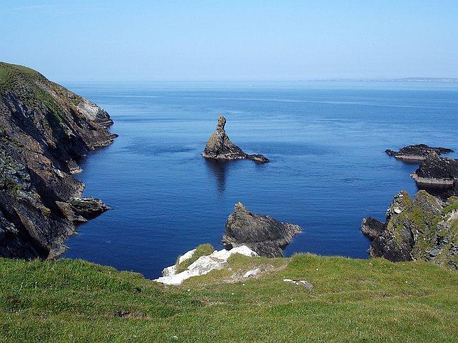 Fedaland Cliffs