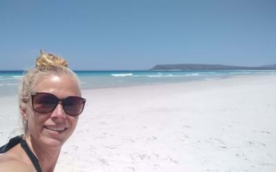 Noordhoek beach - een droom