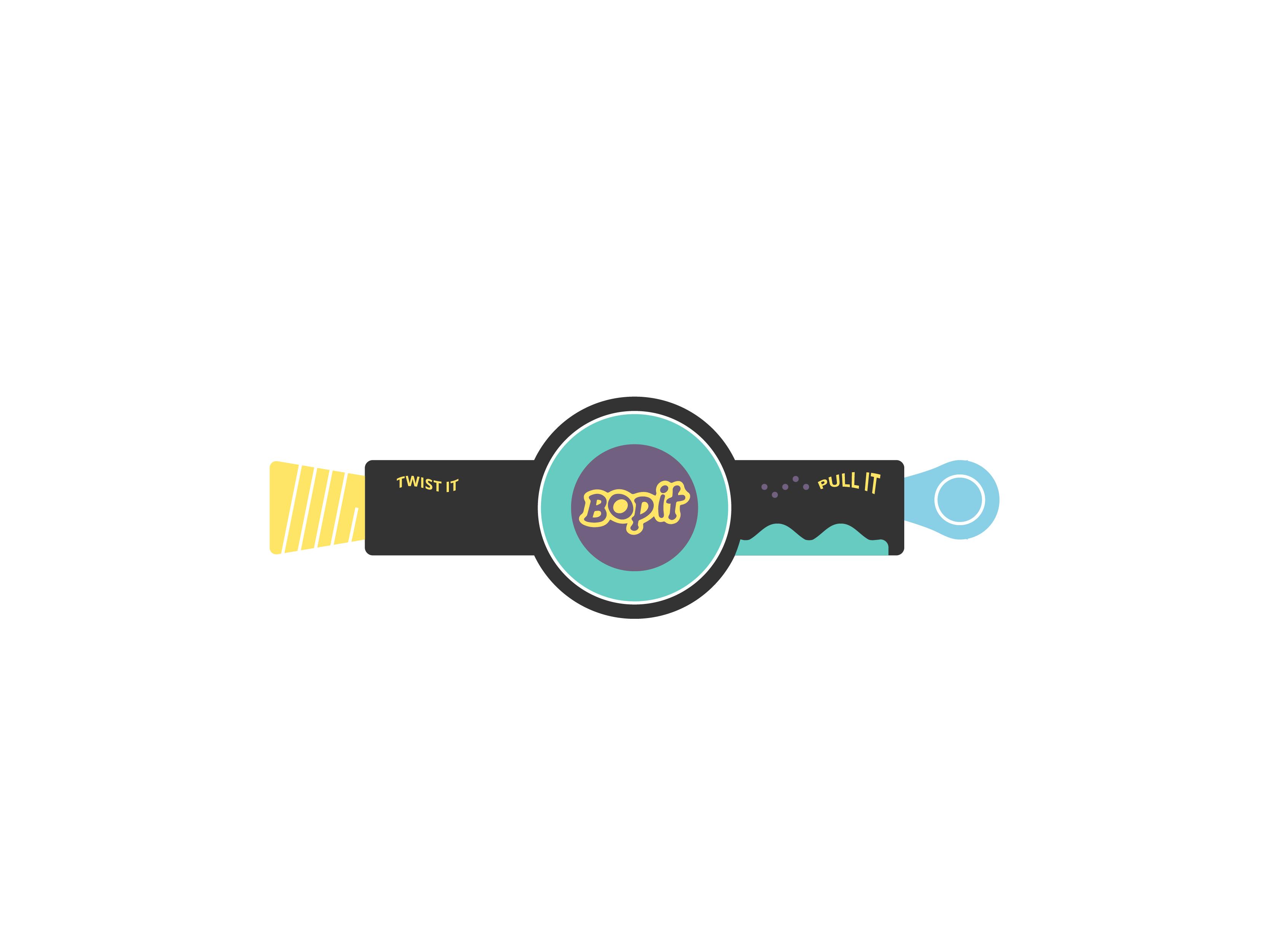 Bop It! logo
