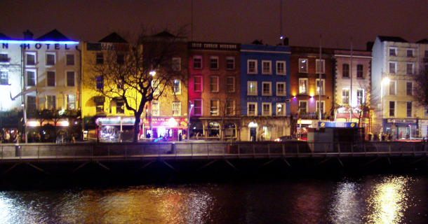 A New Year in Dublin