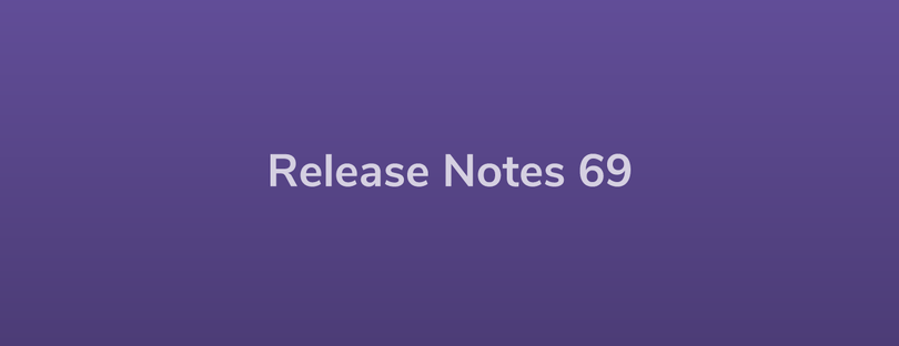 Esper Release Notes – DevRel 69