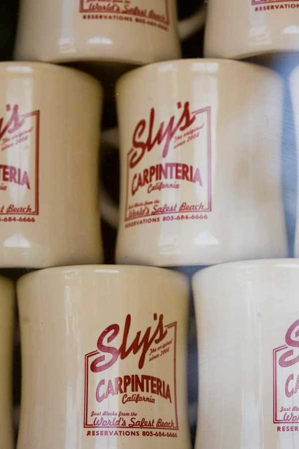 Sly's mugs