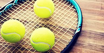Tennis at Potters Resort