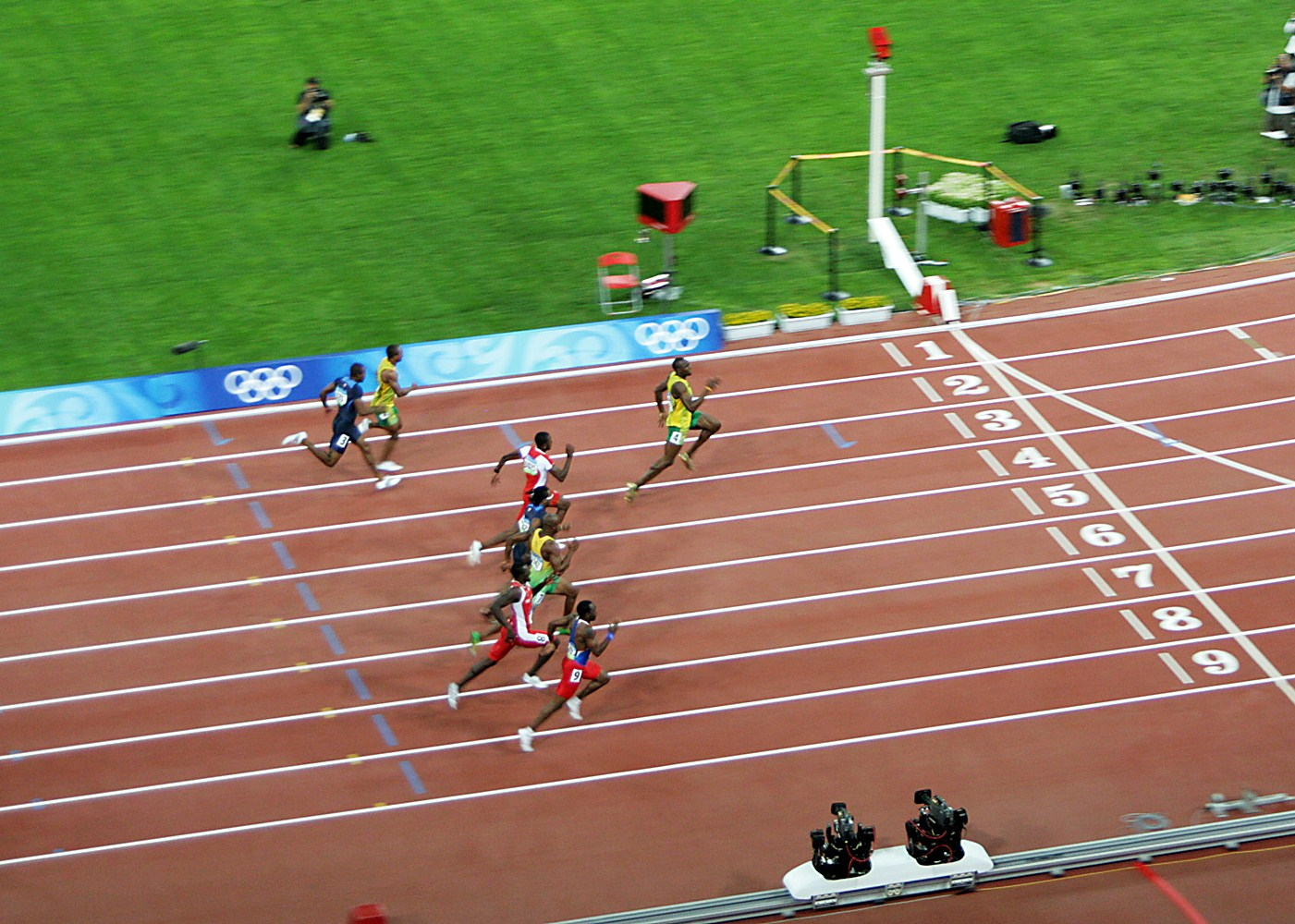 Olympics Day 8 - Athletics
