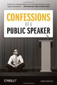 Confessions of a Public Speaker Cover