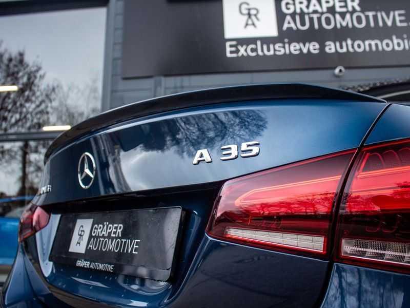 Mercedes-Benz A-Klasse A35 AMG 4MATIC Premium Plus afbeelding 24