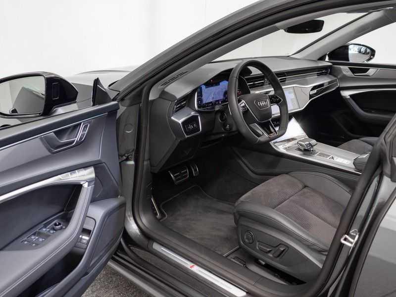 Audi A7 Sportback 55 TFSI e quattro Pro Line | 367PK | Plug in Hybrid | Adapt. Cruise | Pano.Dak | Keyless-entry | Head-Up | 360-Camera | Trekhaak | B&O Sound afbeelding 22