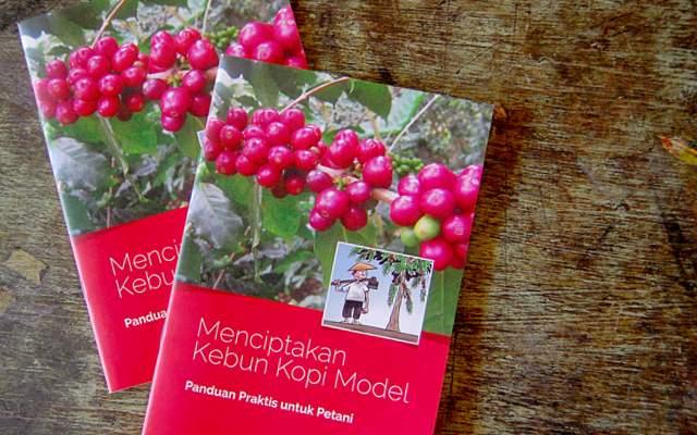 Menciptakan Kopi Model Book
